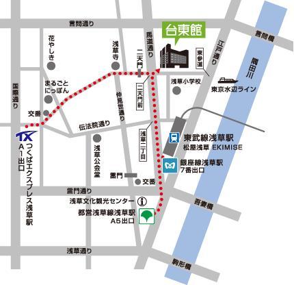台東館_MAP